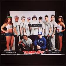 Apex Dance Collective Repping Our #GoHAM Snapbacks At Jump Off TV In Scala Kings Cross, London