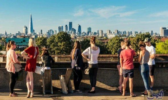 لندن تزخر بالعديد م ن القصور والوجهات السياحية الجميلة City Guide Best Places To Live London