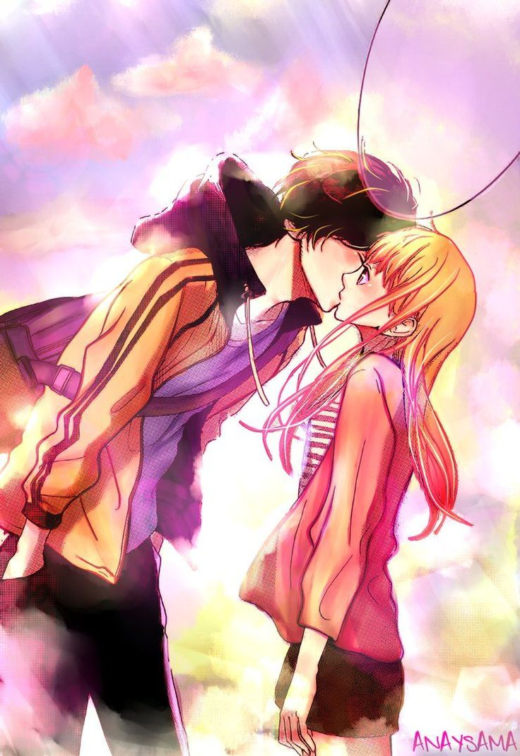 anime love dating site Request romance anime where the two in love actually date and do things throughout of the course of the anime, rather than get together at the very end.