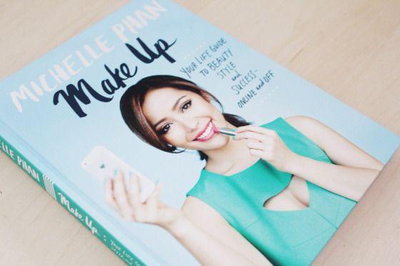 Michele Phan - Livro de maquiagem Lista de aquisições e de leituras para esse ano.