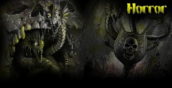 Horror ,Evil , Skulls, Calaveras, Dragones Merchandise Oficial Camisetas Rock, Grupos Musica, Heavy Metal, Dark, Gótico, Punk en EMP Europe´s Rock mailorder No.1