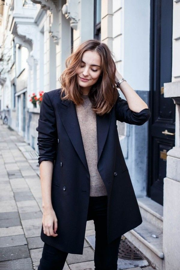 Идея для шоппинга: удлиненный пиджак или блейзер 1