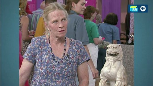 Find out if time impacted the value of this rare 2002 Antiques Roadshow l PBS find tonight at 8/7c. #news #alternativenews
