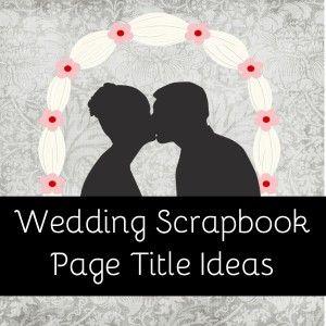 boda-libro de recuerdos-títulos