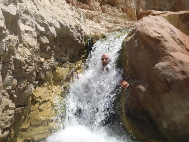 Best waterfall massage
