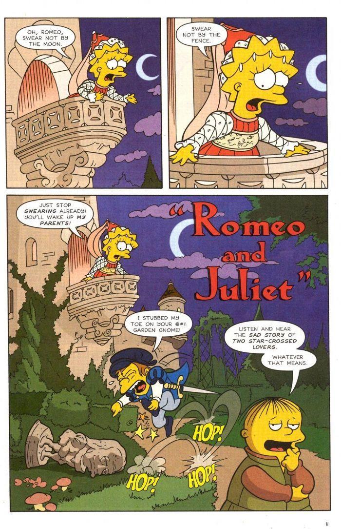 Mrs. Shupp's English Website.  Romeo and Juliet parody