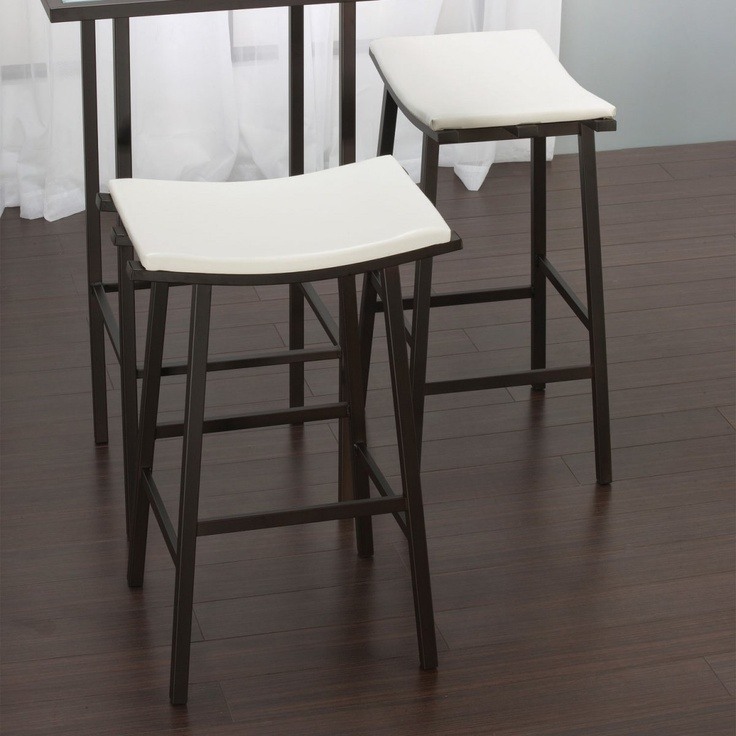 Amisco 26 Inch Nathan Counter Stool Bar Chairs Counter