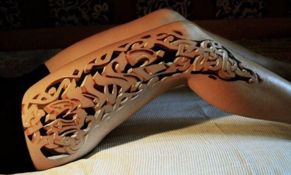 Most Unbelievable Tattoos - Likes