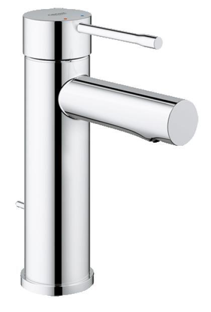 GROHE Essence New Håndvaskbatteri m/Bundventil, Krom (1011,-)