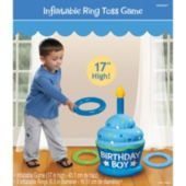 Boys Ring Toss Game 1st Birthday - Party City