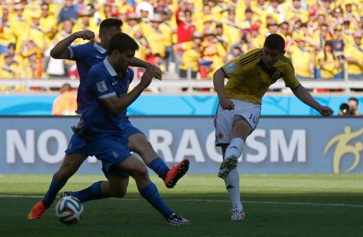 El goleador del Mundial se llama James Rodríguez