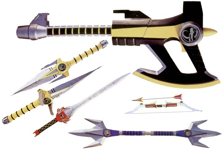 Power Weapons