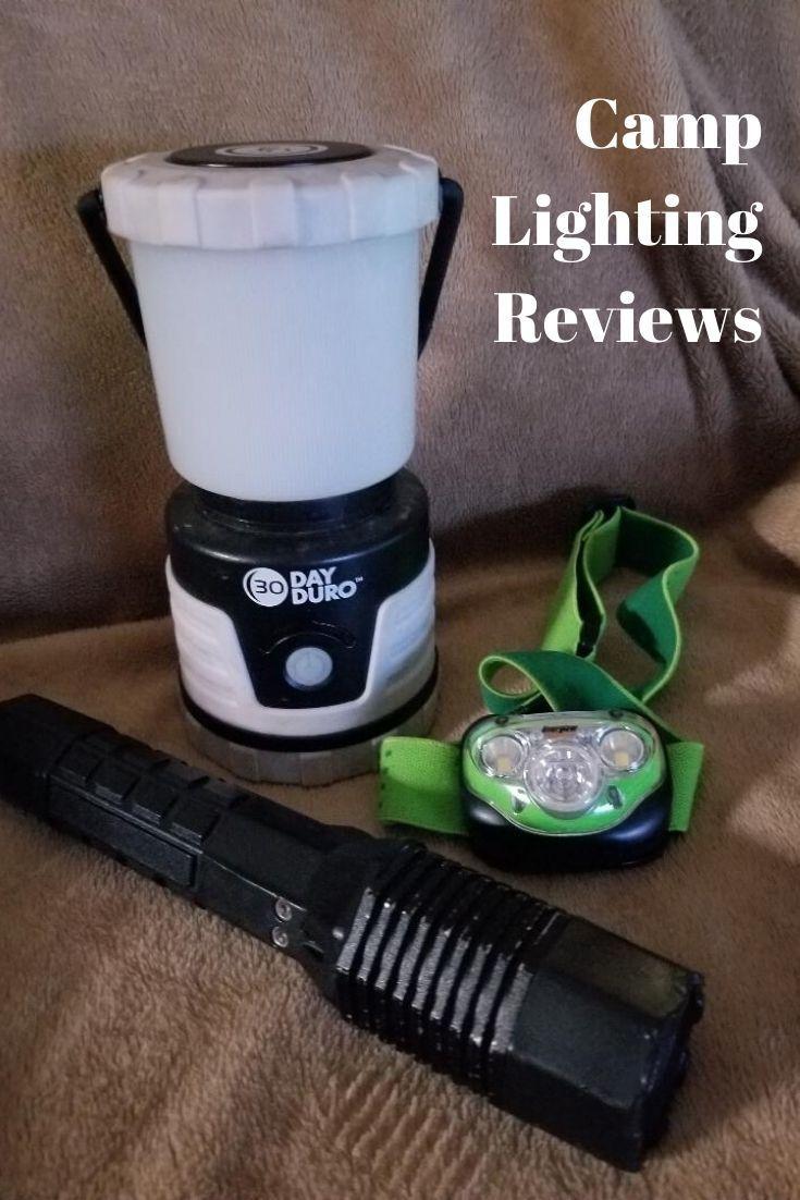 Camp Lighting Reviews Drop lights, Lighting, Camping