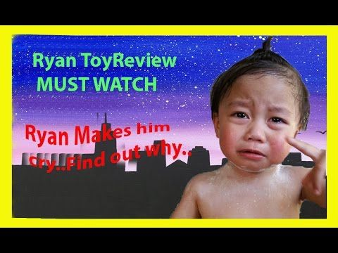 RYAN TOYSREVIEW YOU SHOULD WATCH THIS!!!!!!  RYAN MAKES ELISHA CRY FIND ...