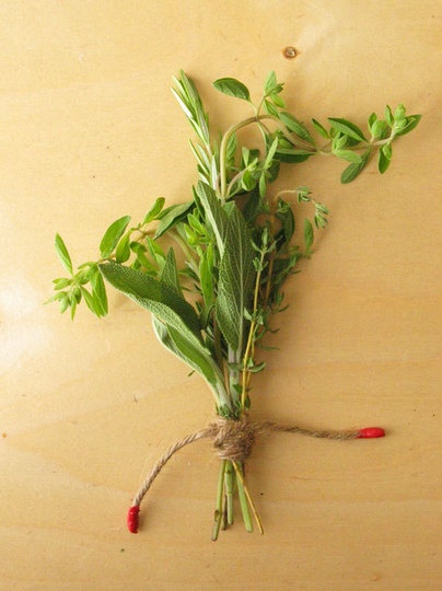 : Crafts Ideas, Herbs Boutonni, Gifts Ideas, Fresh Herbs, Herbs Bundle, Holidays Cooking, Anytim Gifts, Herbs Bouquets, Hostess Gifts Instead