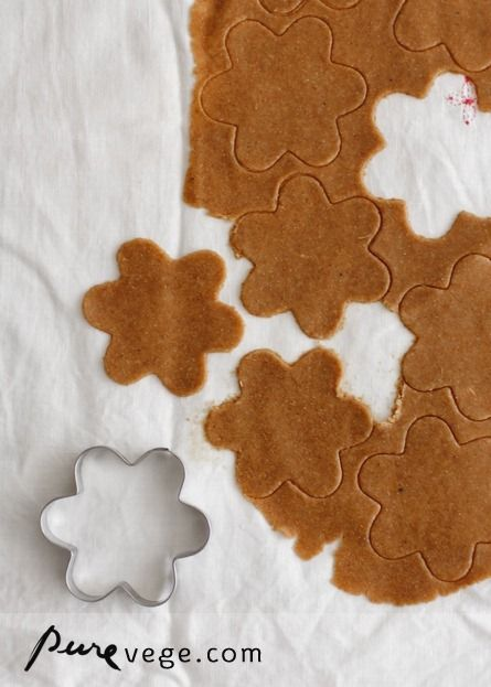 Piparkakku cookies. Finnish.  Already in October made some delicious cookies with my daughter.