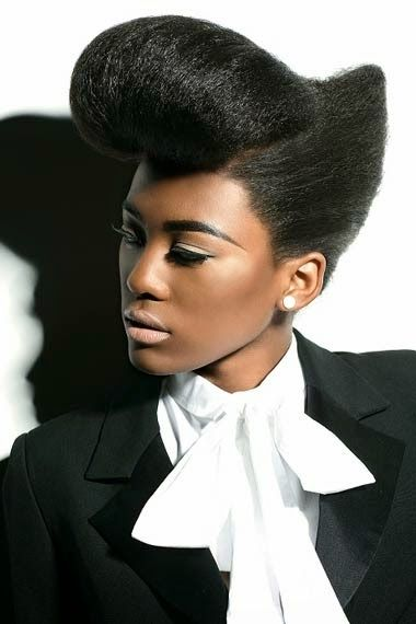 5 Amazing Afro HairStyles.