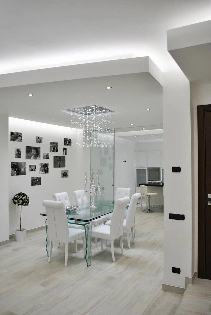Molo house sala da pranzo in stile in stile moderno di for Stile moderno casa
