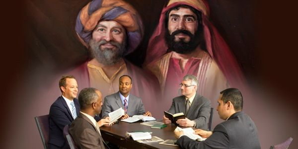 ¿Quiénes son hoy los siete pastores y ocho adalides? — BIBLIOTECA EN LÍNEA Watchtower