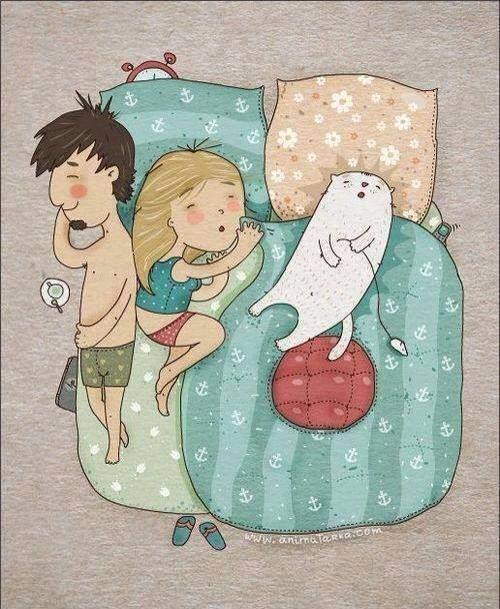 illustration of love | Luiza Bione