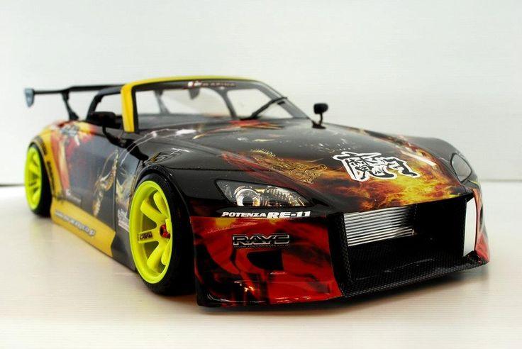 Custom RC Drift Cars | Custom RC Drift Bodies DriftMission.com Your Home for RC Drifting
