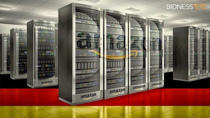 Amazon To Open Second European AWS Data Center In Germany