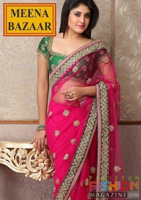 Latest Saree Collection 2012 With Hot Kritika Kamra
