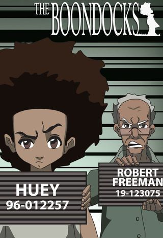 Watch The Boondocks online