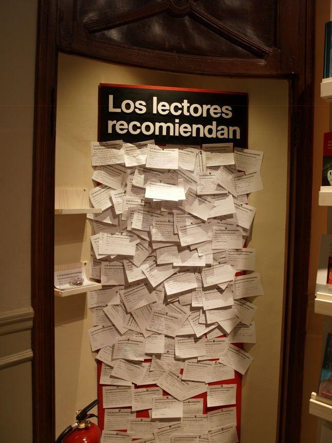 La Central de Callao  No te pierdas el tablón de Los Lectores Recomiendan… ¡Pasen y lean!