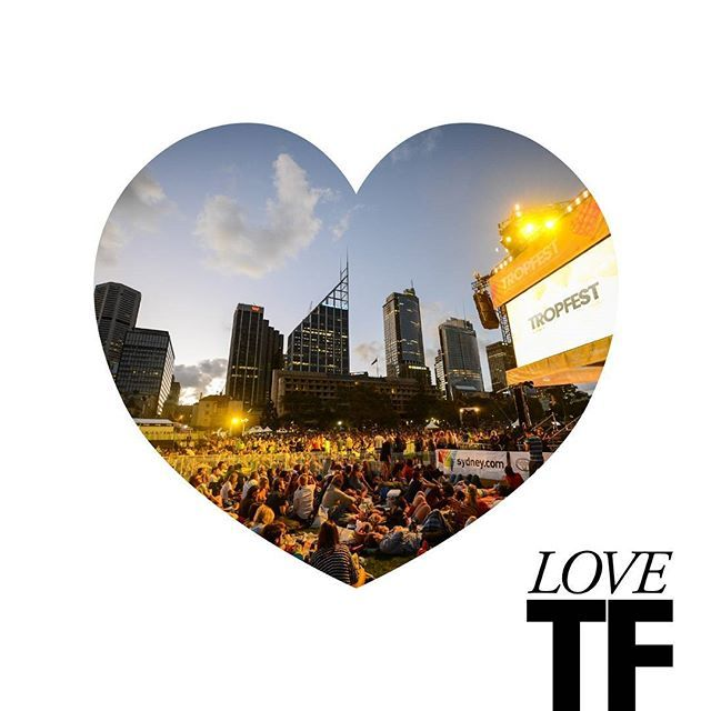 Wondering what time to get to Trop? Tropfest entertainment and live music will be kicking off this Sunday Feb 14 from 3pm, at Sydney's @centparklands, with our films screening from 7.30pm. Make sure you arrive nice and early to grab a great spot, and enjoy the great food and drinks available from the Trop Village. (We're also BYO friendly!) You can also tune in via @sbs2australia from 9pm AEDT.  See you soon! ‪#‎LoveTropfest‬
