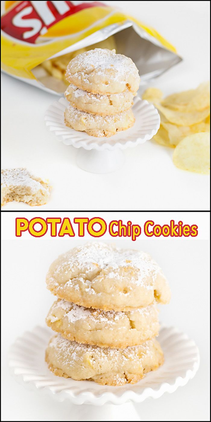 Potato Chip Cookies www.joyineveryseason.com