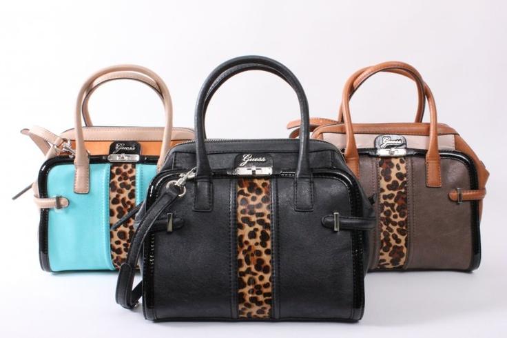 €164.95 Guess tassen leopard