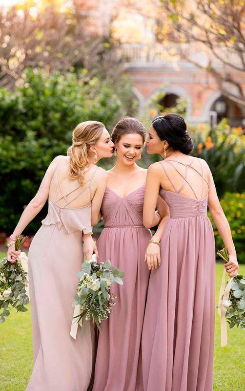 Mejores 42 imágenes de Damas de honor en Pinterest