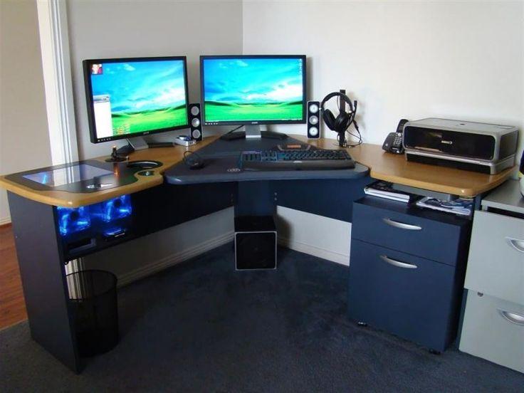 computer schreibtische fr zuhause - Computertisch Fr Imac 27