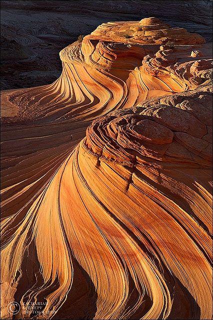 Earth ribbons, Arizona