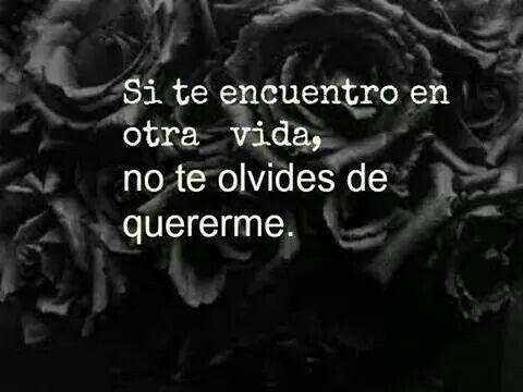 No te olvides*