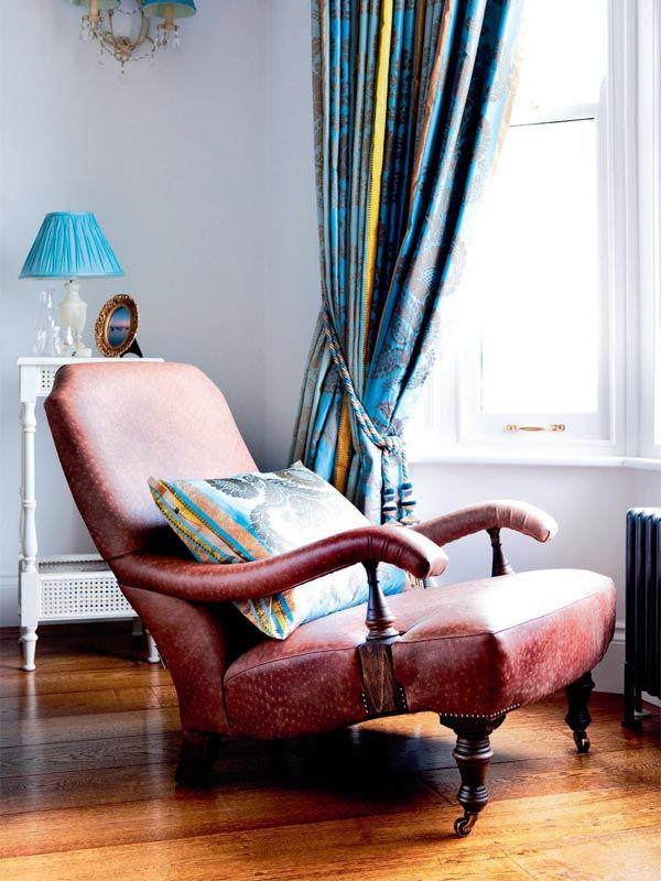 creating a home from two victorian semis find this pin and more on period features u0026 furniture by reading chair for my bedroom