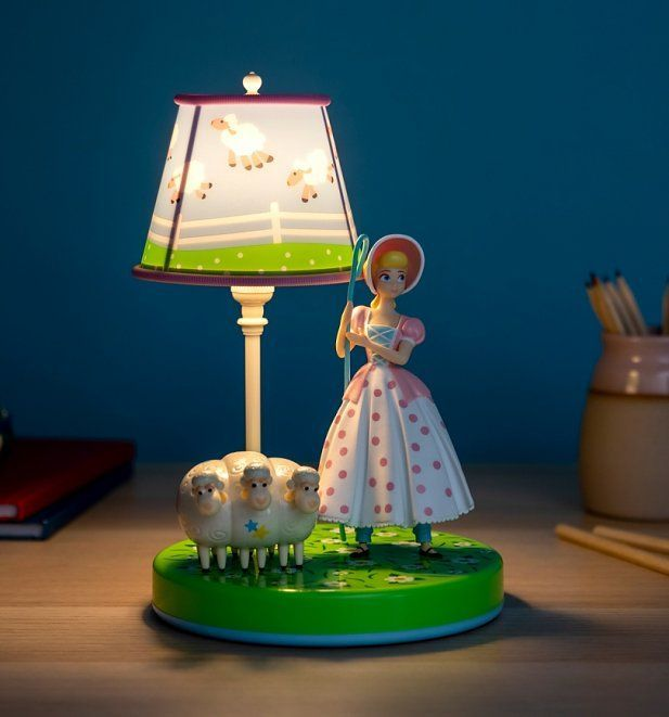 Ad The Lovely Paladone Bo Peep Lamp Is Also Coming To Truffleshuffle Paladone Bopeeplamp Lighting Gifts Toy Story Bo Peep