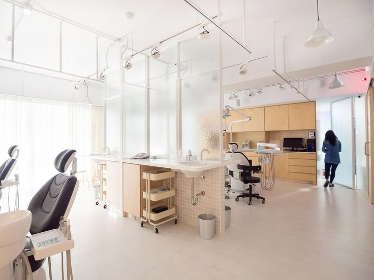 Taiwan dental clinic / Belgian architect Germain Canon
