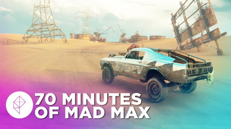 70 Minutes of Mad Max Gameplay