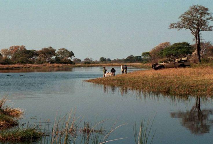 Caprivi Strip Namibia