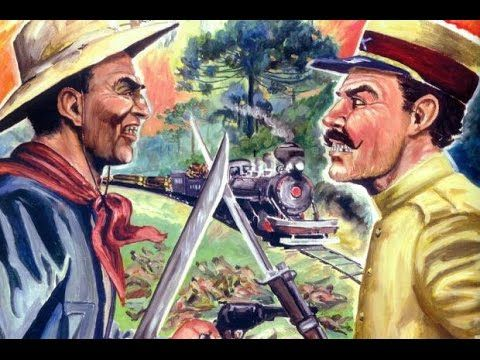 1912 a 1916 - História do Brasil - A Guerra do Contestado