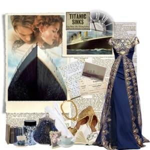 Titanic fashion 1