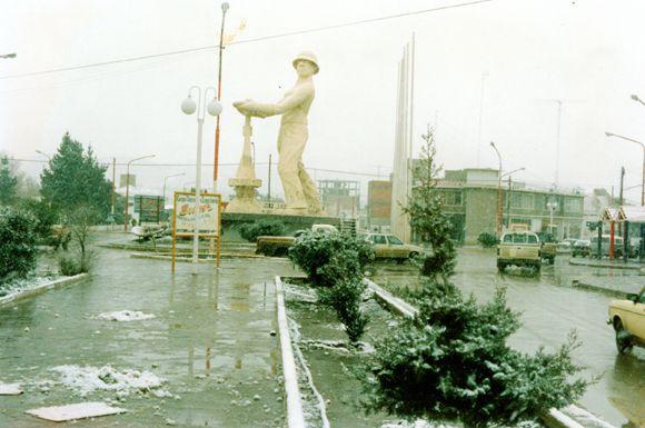 Caleta Olivia, Invierno