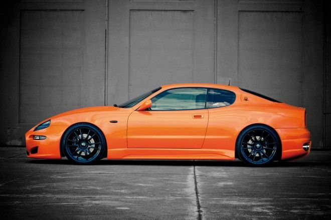 #Maserati 4200 GT Cambiocorsa - LGMSports.com