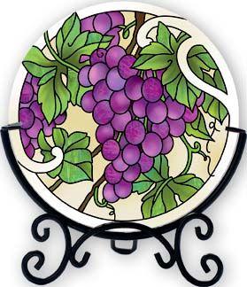 Candleware-VMC003R-Grape Arbor - Grape Arbor