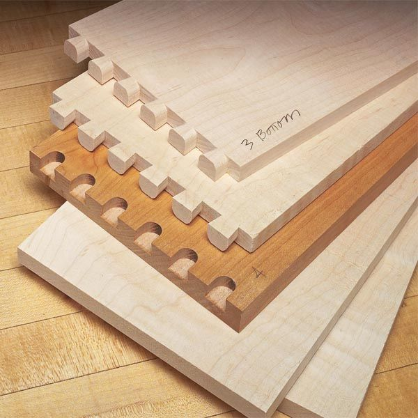 Dovetail Jig Secrets You'll learn how to adjust your router and dovetail jig to make clean, accurate cuts every time.