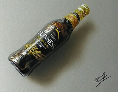 "Check out new work on my @Behance portfolio: ""A bottle of Guinness FES drawing"" http://be.net/gallery/38224531/A-bottle-of-Guinness-FES-drawing"