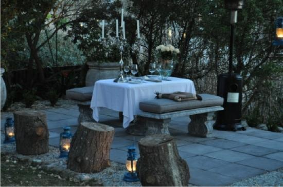 Serendipity Restaurant & Guesthouse, Wilderness, South Africa. Finest Dining on the Garden Route.