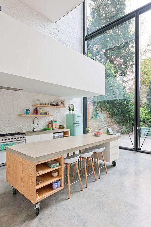 145 besten auf rollen bilder auf pinterest neue wohnung. Black Bedroom Furniture Sets. Home Design Ideas